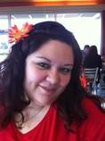 Natalia helps Spanish Speaking customers at Dallas estate sales